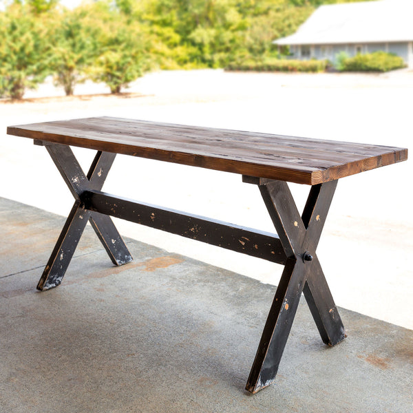 Lovecup Bike House Dining Table L125