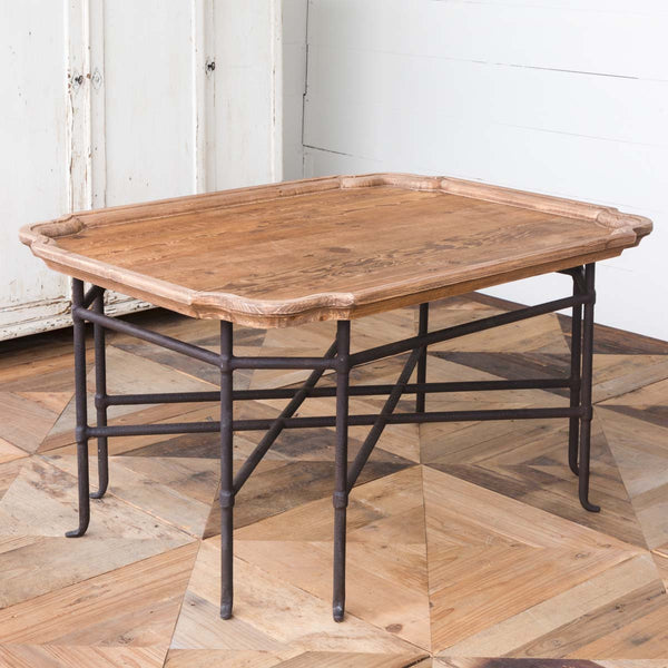 Lovecup Rustic Room Coffee Table L976