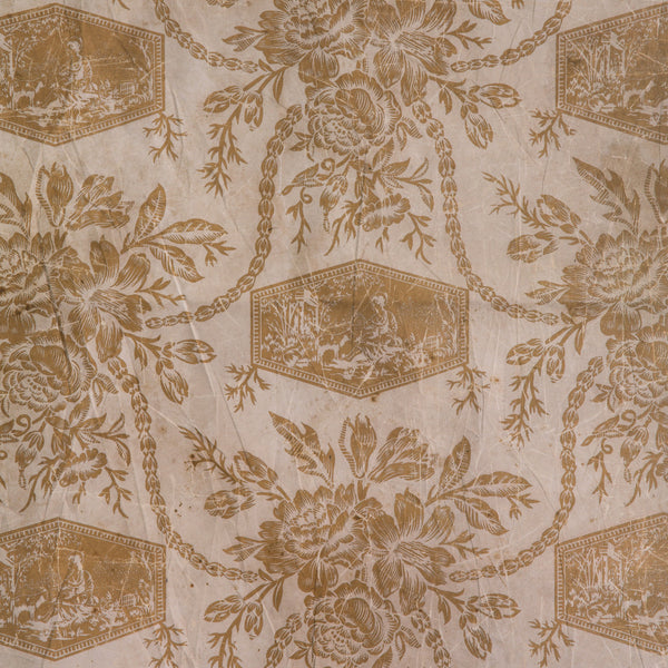 Lovecup Golden Age Home Wallpaper, Set of 2 rolls L823