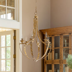 Lovecup French Country Chateau Chandelier L158