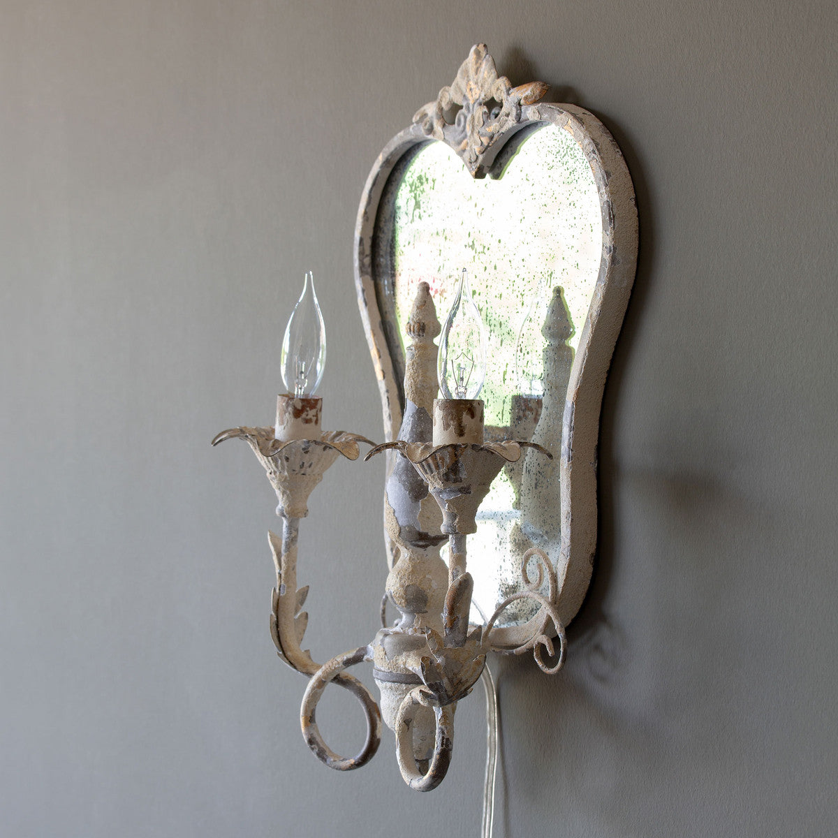 Lovecup Parlor Double Sconce, Set of 2 L759