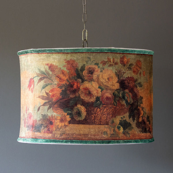 Lovecup Floral Shade Pendant Light L118