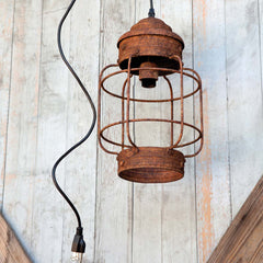 Lovecup Salvage Look Lantern L314