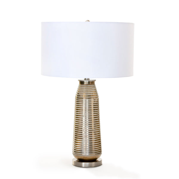 Lovecup Del Ray Grinded Glass Table Lamp L026