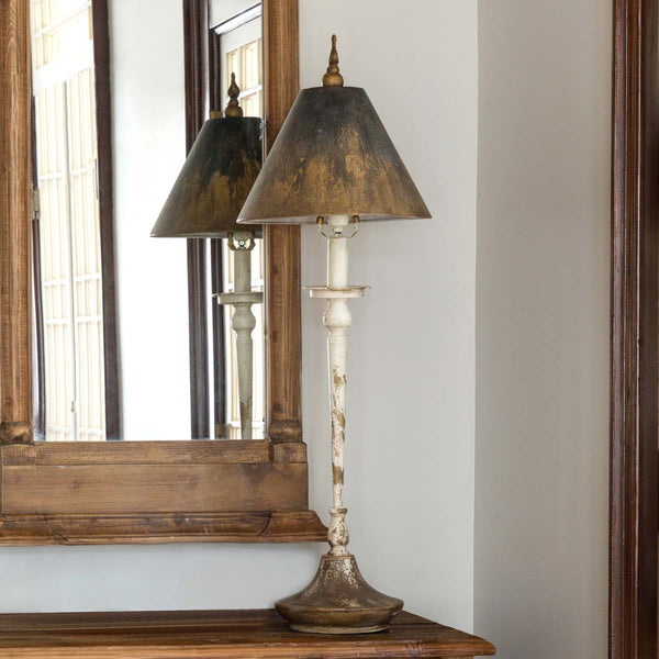 Lovecup Rustic Buffet Lamp L80649