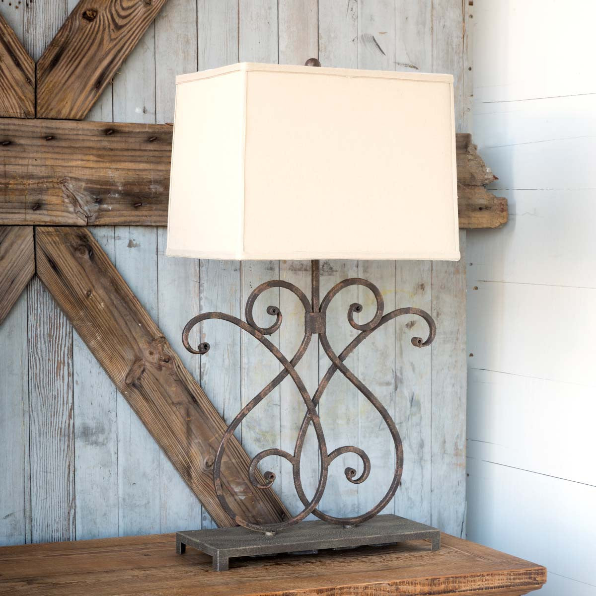 Lovecup Rustic Elegance Table Lamp L1418