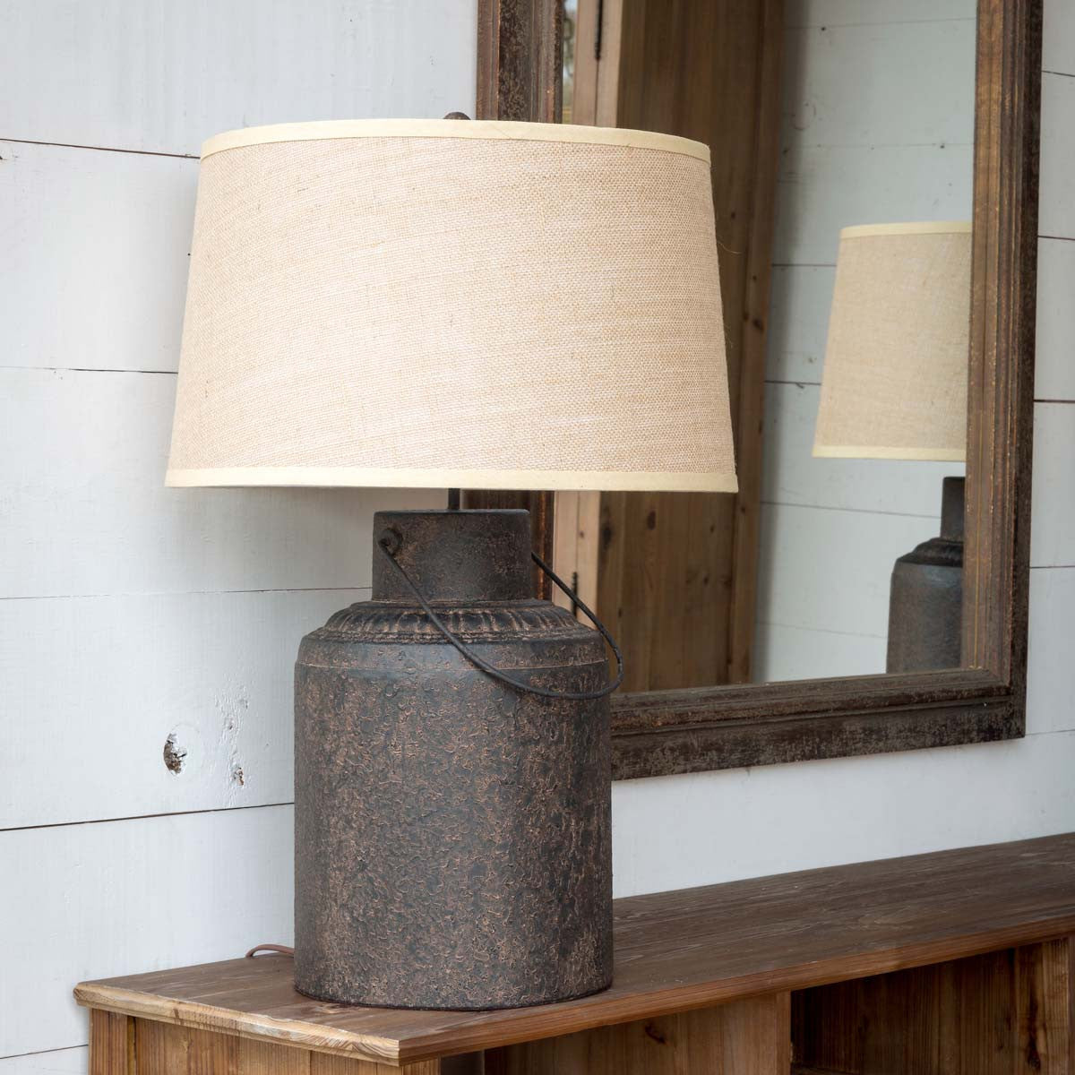 Lovecup Milk Can Table Lamp L1751