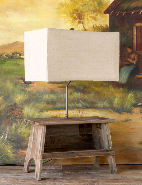 Lovecup Garden Stool Reading Lamp L2591