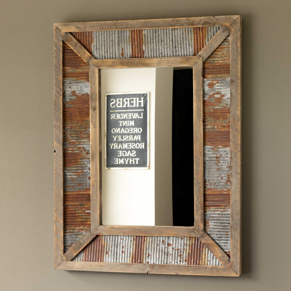 Lovecup Barn Mirror L230
