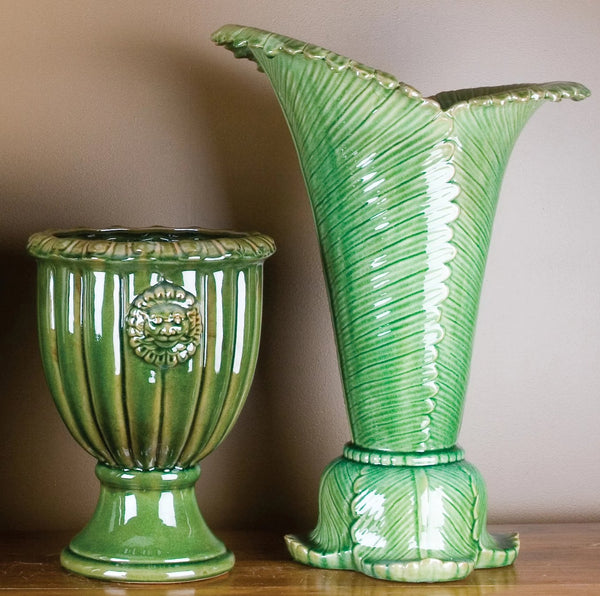 Lovecup Green Leaf Umbrella Stand L14