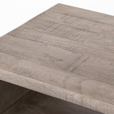Lovecup  Slab Acacia Coffee Table