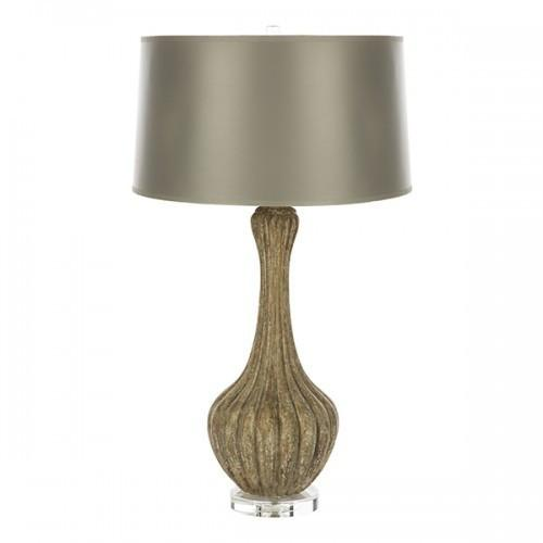 Scarlett Lamp, Natural - LOVECUP