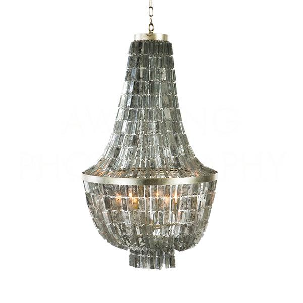 Aidan Gray Glendive Mirror Chandelier, Large L857L - LOVECUP
