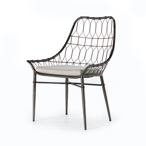 Lovecup Rosemary Outdoor Dining Chair L700