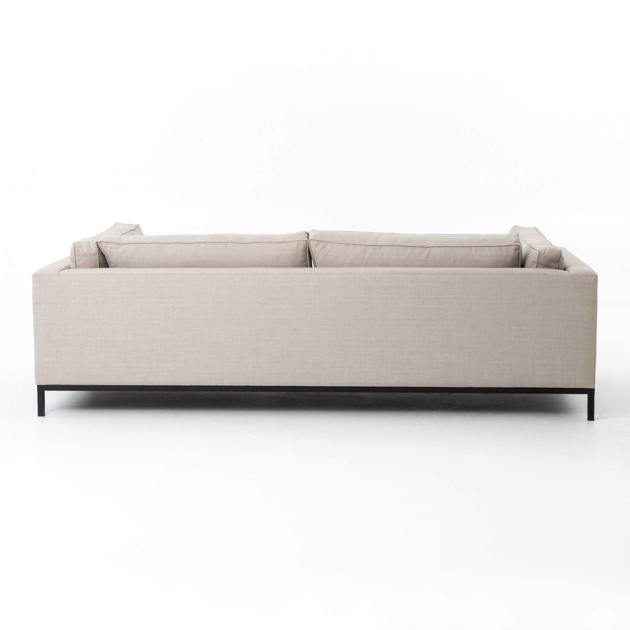 Lovecup Benning Sofa, Charcoal