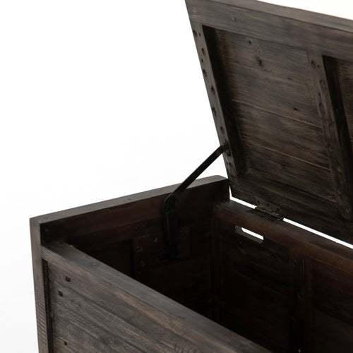 Lovecup Black Olive Bedroom Trunk L0355