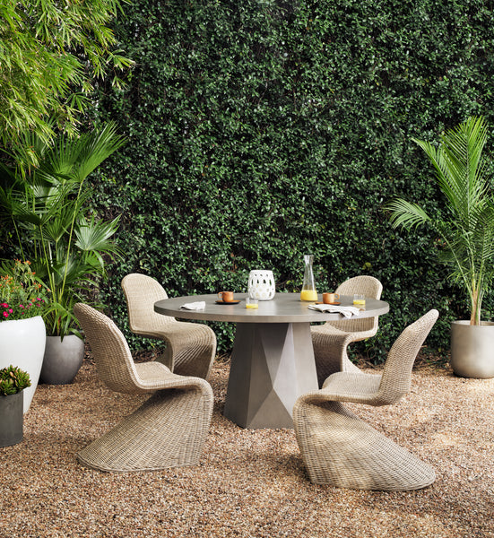 Lovecup Lowman Outdoor Dining Table L052