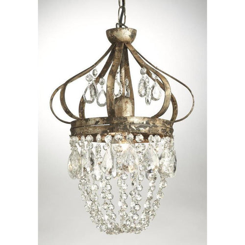 Chelsea House Dunsmore Pendant 68035 - LOVECUP