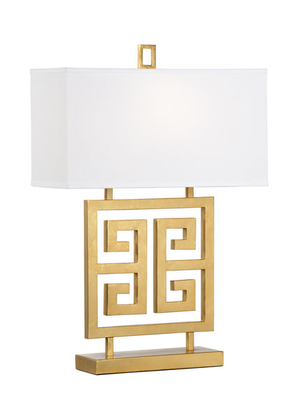 Chelsea House Peking Table Lamp 69192