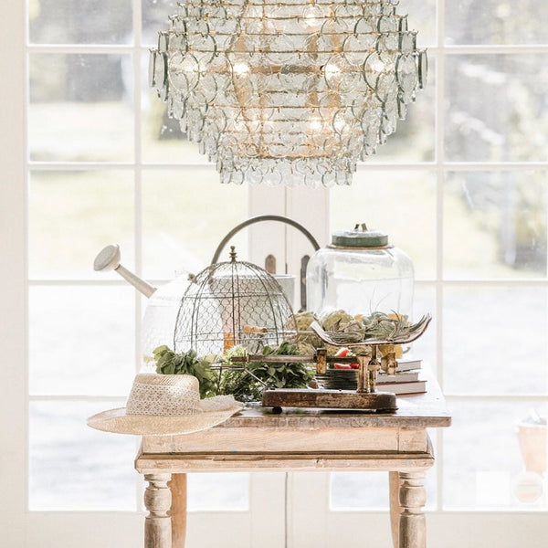 Currey and Company Braithwell Chandelier 9000-0009
