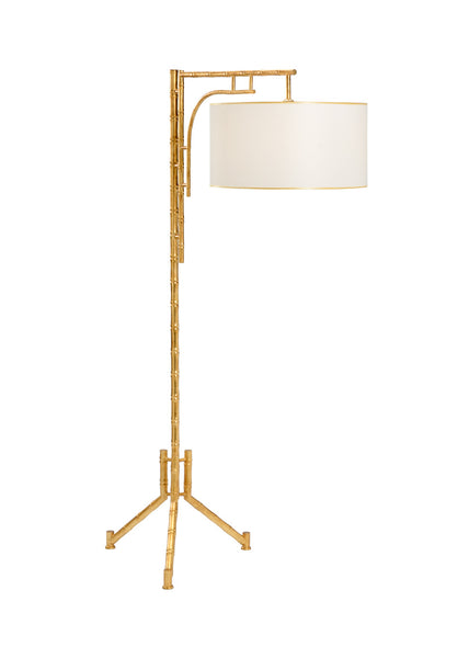 Chelsea House Bamboo Floor Lamp 69490