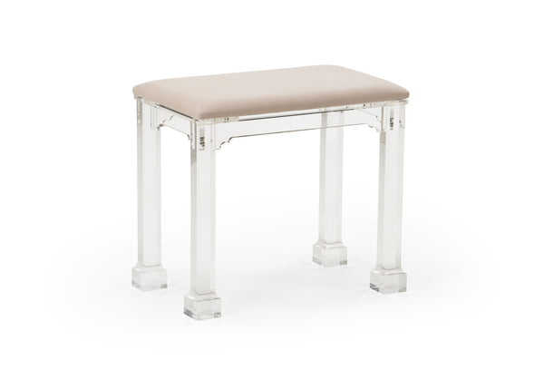 Chelsea House Acrylic Madison Bench Small 384398