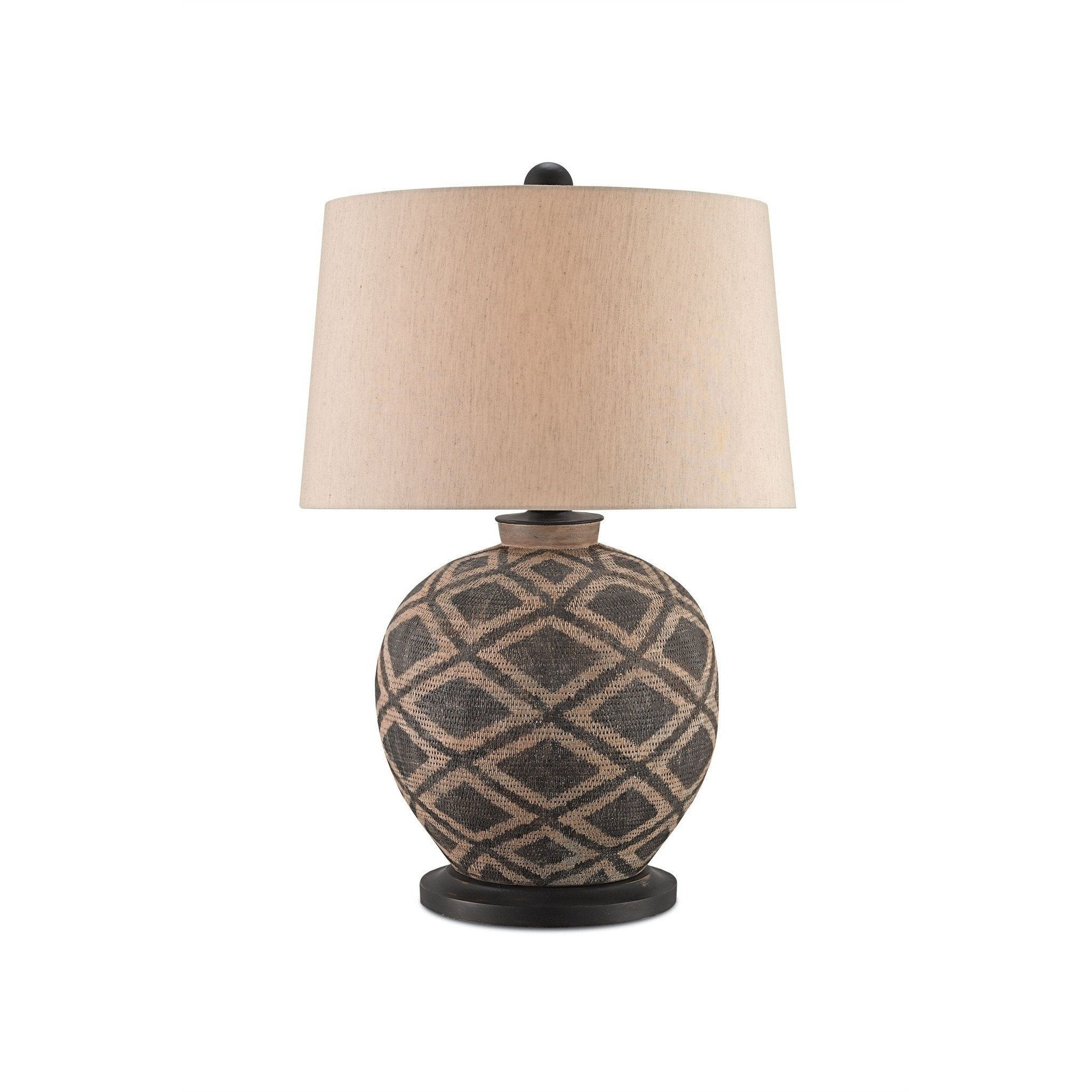 Currey and Company Afrikan Table Lamp 6990 - LOVECUP