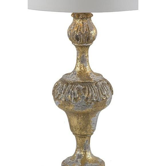 Fergus Table Lamp, Gold - LOVECUP - 2