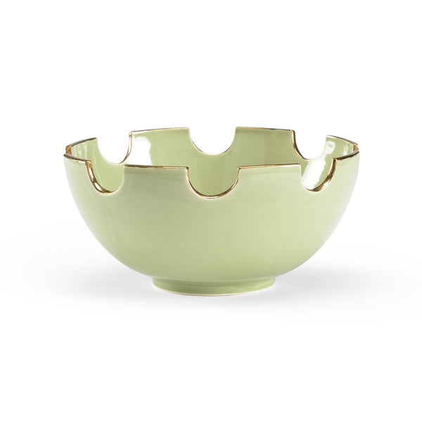 Chelsea House Classic Bowl -Green 382041