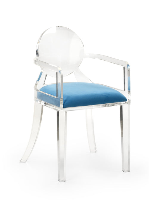 Wildwood Oberto Acrylic Arm Chair 490408