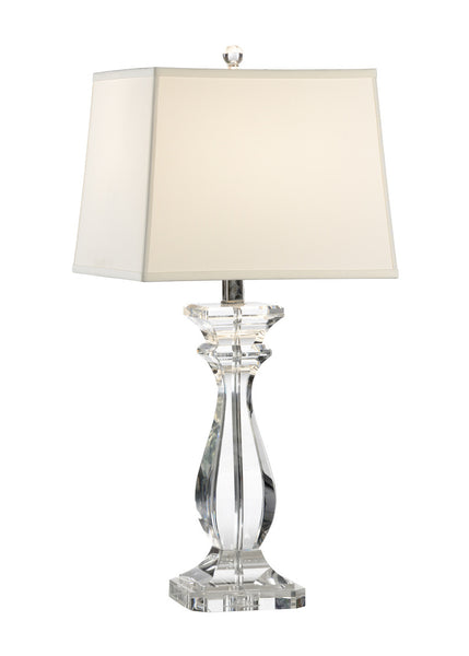 Chelsea House Orlando Crystal Lamp 68805
