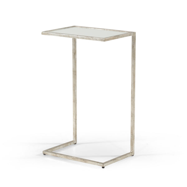 Chelsea House Matteson Side Table Silver 381589