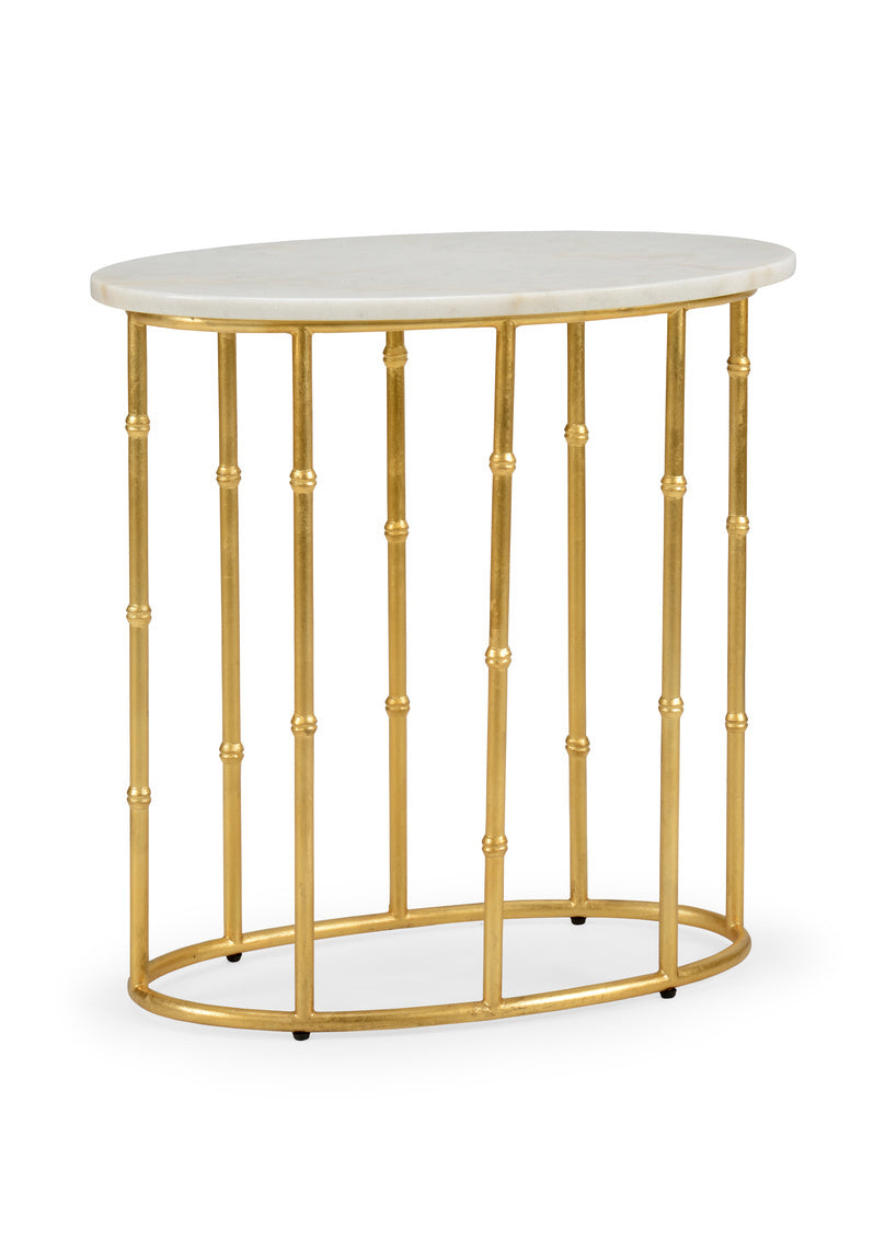 Chelsea House Mallow Bamboo Table 383195