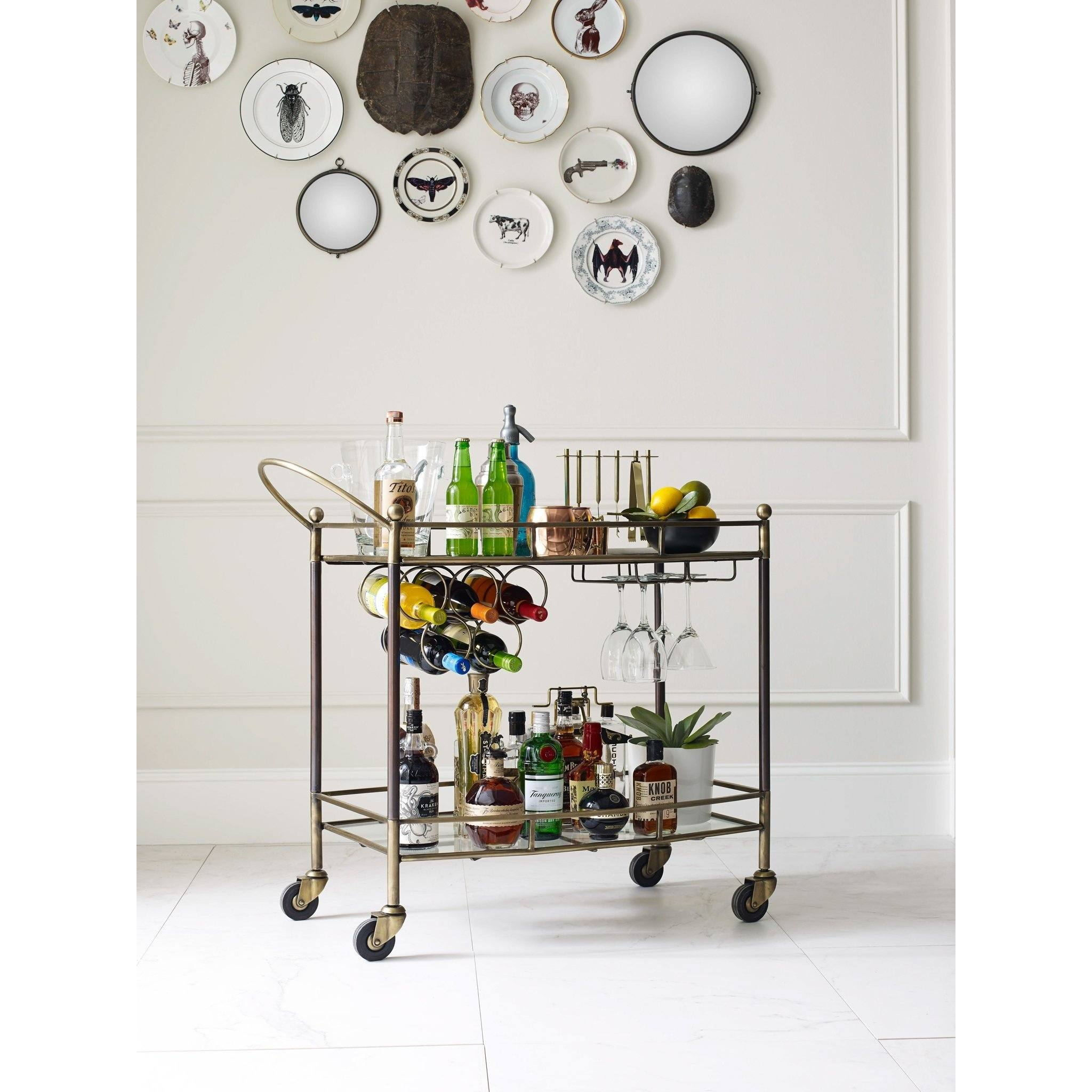 Lovecup Boles Bar Cart - LOVECUP
