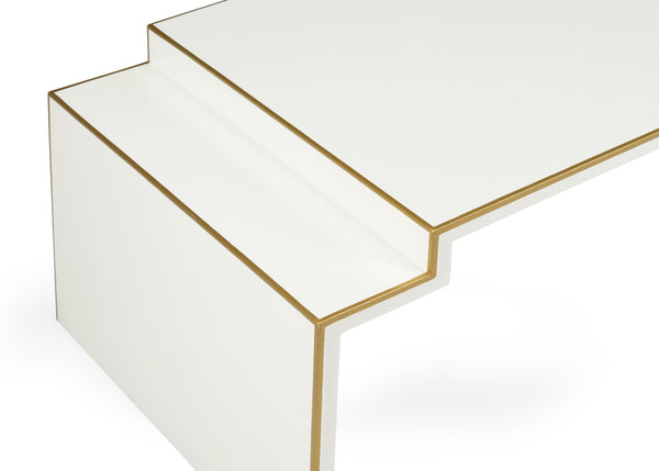 Chelsea House Chatsworth Table - Cream 383820