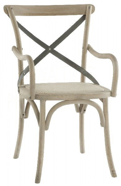 Aidan Gray Kason Arm Chair BCH51