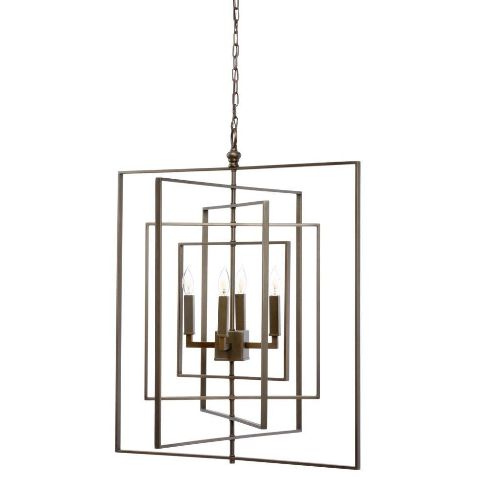 Chelsea House Cube Chandelier 68690 - LOVECUP