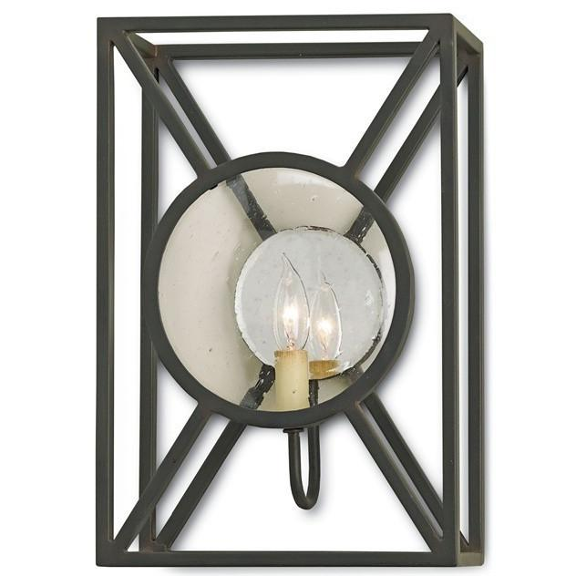 Currey and Company Beckmore Wall Sconce 5119 - LOVECUP