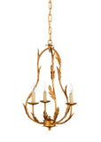 Chelsea House Petite Chandelier-Gold 69168 - LOVECUP