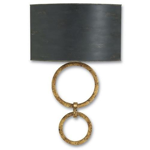 Currey and Company Bolebrook Wall Sconce 5910