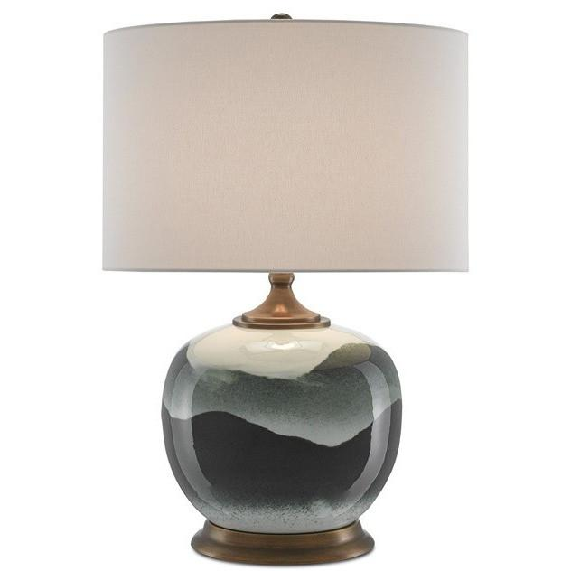 Currey and Company Boreal Table Lamp 6000-0109 - LOVECUP