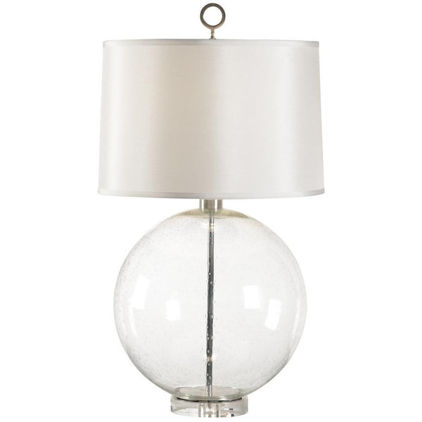 Chelsea House Bubble Glass Sphere Table Lamp 68527