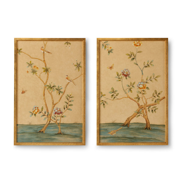 Chelsea House Chinese Panels (Pair) 381636