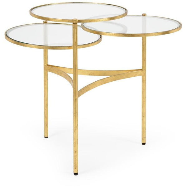 Chelsea House Bristol Coffee Table - Gold 381986