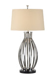 Wildwood Bridge Hampton Lamp - Nickel 65522