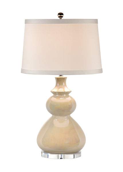 Wildwood Hatted Spheres Lamp 11867