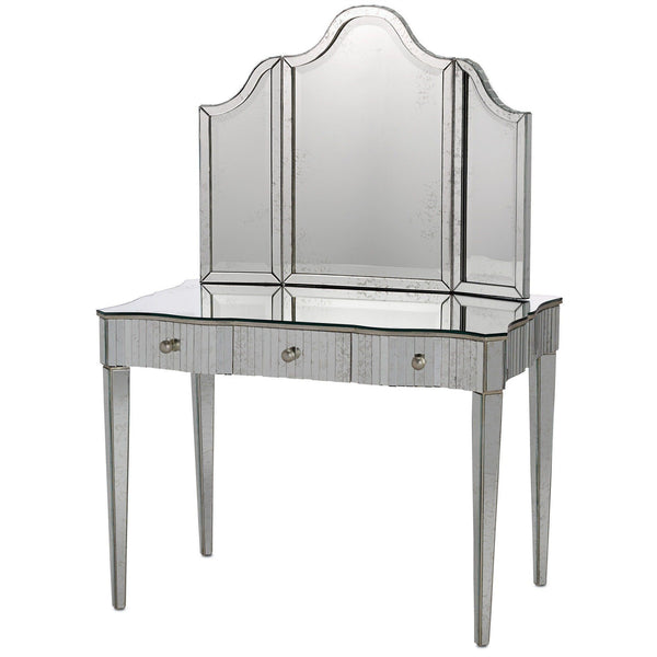 Currey and Company Gilda Vanity Mirror 1300 - LOVECUP