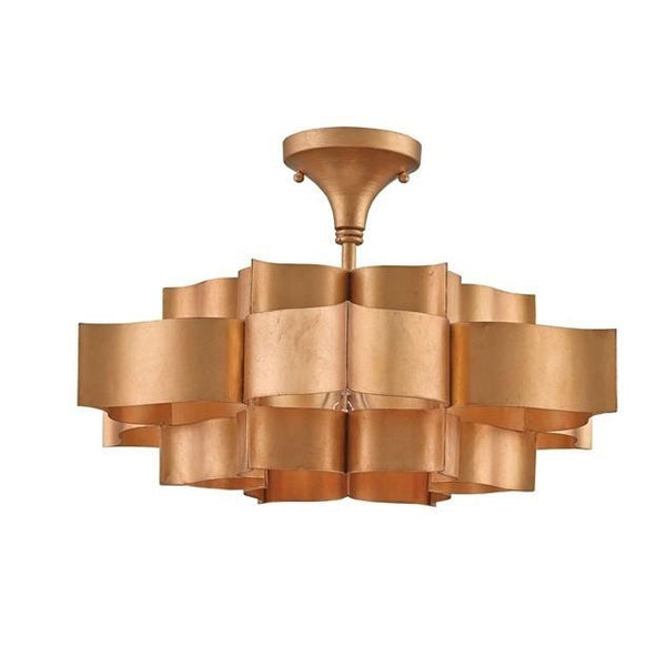 Currey and Company Grand Pendant/Semi-Flush 9944 - LOVECUP
