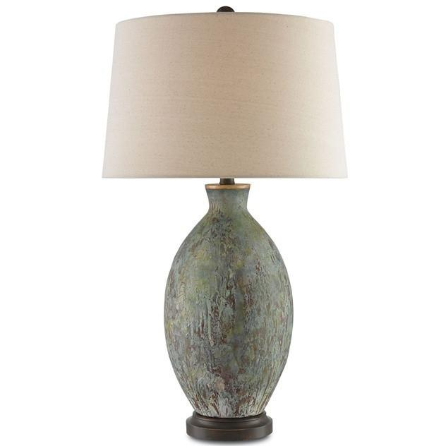 Currey and Company Remi Table Lamp 6000-0050 - LOVECUP