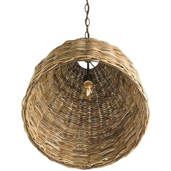Currey and Company Basket Pendant 9845 - LOVECUP - 2